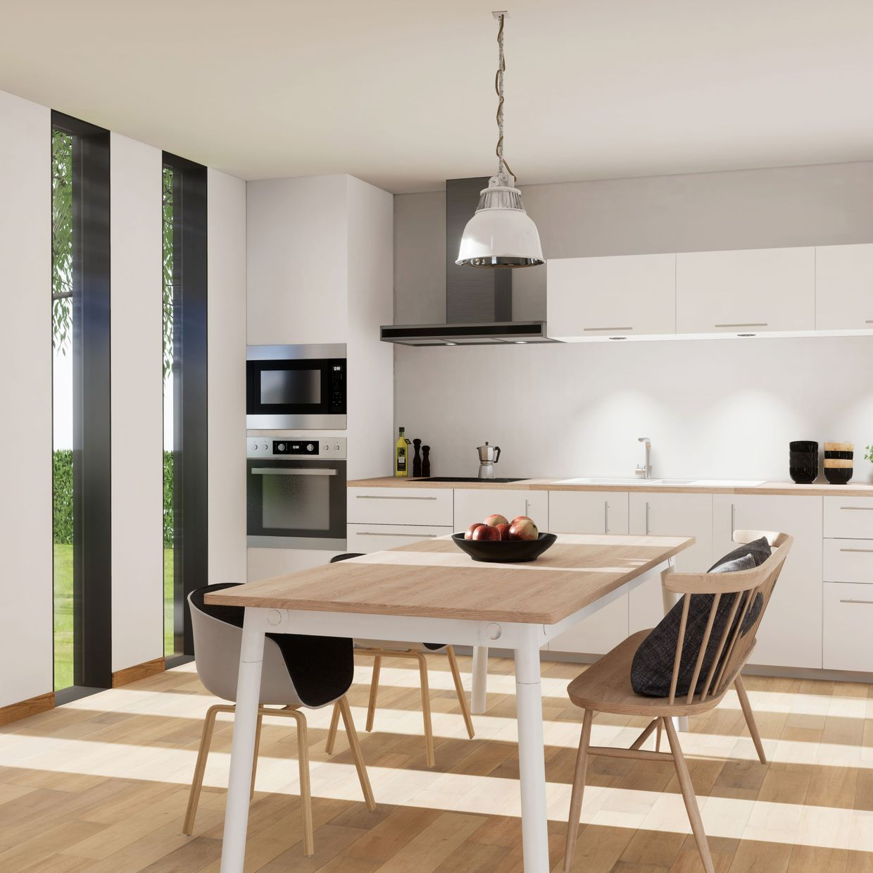 Kitchen – myhousekeeping – Zug